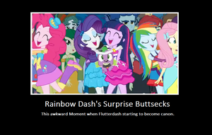 Rainbow Dash's Surprise Buttsecks by Fluttershy1989