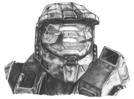 Master Chief by Macca-Chief