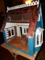 General Store Dollhouse WIP 3 by kayanah