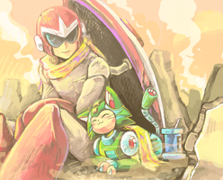 AT : YerBlues000 by whitmoon
