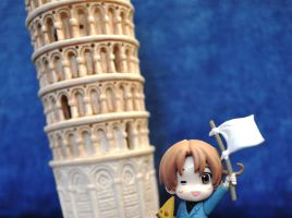 Greetings from The Leaning Tower by shaolinfan1