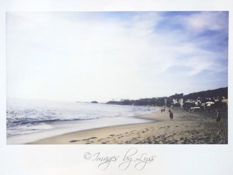 Aliso Beach by ImagesByLyss