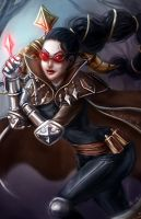 .Vayne. THe Night Hunter by Ka-ho