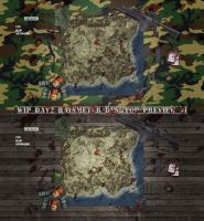 WIP DayZ Rainmeter skin preview #1 (this or that?) by Ahmed-90