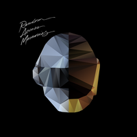 Daft Punk Polygon by error-23
