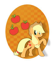 1 - Applejack by BatLover800