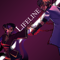 Lifeline by Cerebrobullet-art