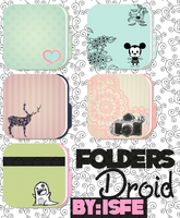 Folders Droid By isfe by Isfe