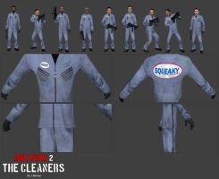 Max Payne 2 Cleaners by Deathbymodding