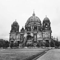 Berlin Cathedral by attomanen