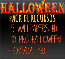 +Pack de Recursos - Edicion Halloween! by PilarEditions9