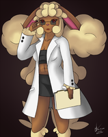 Scientist Truffle by Marukomuru