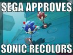 Sega Approves Recolors by ZeperTheHedgehog44