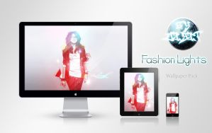 Fashion Lights Wallpaper Pack by Qubsik