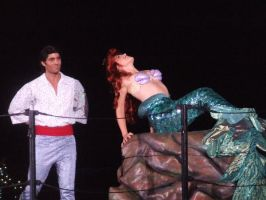 Fantasmic: Ariel and Eric by stitchcountry