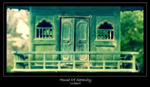 house of serenity by lucaport