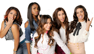 Fifth Harmony Png by IxPezza