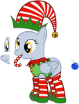 BASE: Why be Santa when you can be an Elf? by firefIi