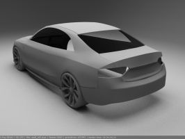 Audi RS5 WIP005 by Pisci