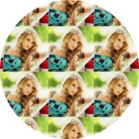 Taylor Swift PNG Circle by amazing25