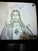 Jesus by happinessfull