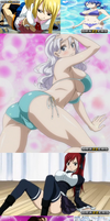 Fairy Tail by Brazzers by K6mil