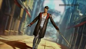 DmC Dante in PSASBR by EarthCenturion