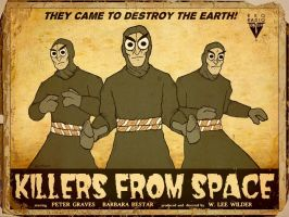 SFS: Killers From Space by Hartter