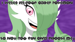 Overly Attached Gardevoir by Xyotic