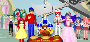 Happy Belated Thanksgiving!!! (2013) by Mario-McFly