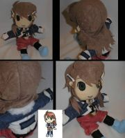 shion uzuki xenosaga III plush by ichigo-pan43