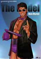 The Model Rick Martel Unleashed by Bardsville