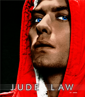 Jude Law Color by inmany
