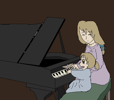 piano by pan77155