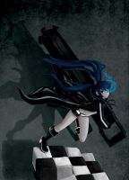 Black Rock Shooter by Shourei