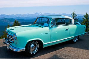 1955 Hudson! Rambler Country Club by quintmckown