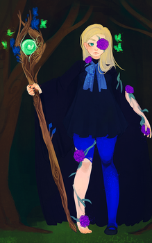 Witchsona by voicelesss