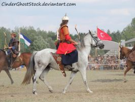 Hungarian Festival Stock 031 by CinderGhostStock