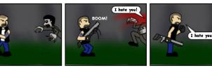 I Hate You by hykez87