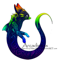Arcadiness [CLOSED] by GrimmXD-Adopts