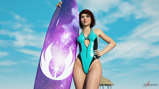 Kira Carsen - 3DX Summer 2017 by 3DXcentric