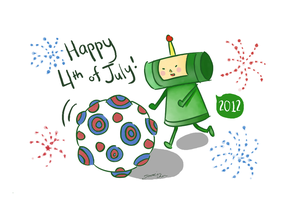 Happy 4th of July! by TheLaytonmobile