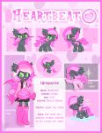 Heart Beat reference by xWhiteDreamsx