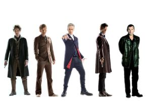 Doctors 8 to 12 by conjob1989