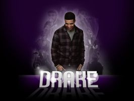 Drizzy Drake by jaaggg