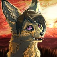 Fennec Icon by WolfRoad