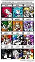 Coloring Meme  - feat. HE - by ClairSH