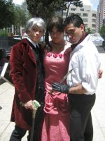 The Infernal Devices Cosplay by AlexiaDeath10