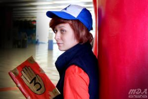 Dipper Pines by Midnight-Dare-Angel