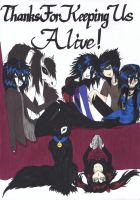 Thanks For Keeping TDA Alive by karovie